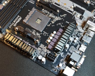 ASRock B450M Pro4 Motherboard Review - Page 3 of 7 - FunkyKit