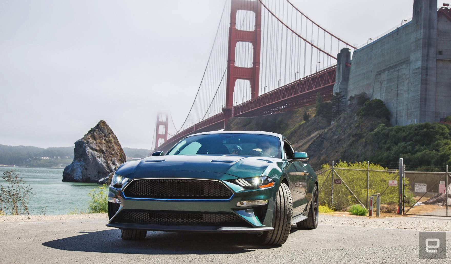 Ford Mustang Bullitt 1