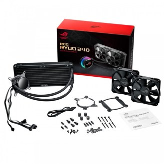 ASUS ROG Ryuo AIO CPU Coolers 240