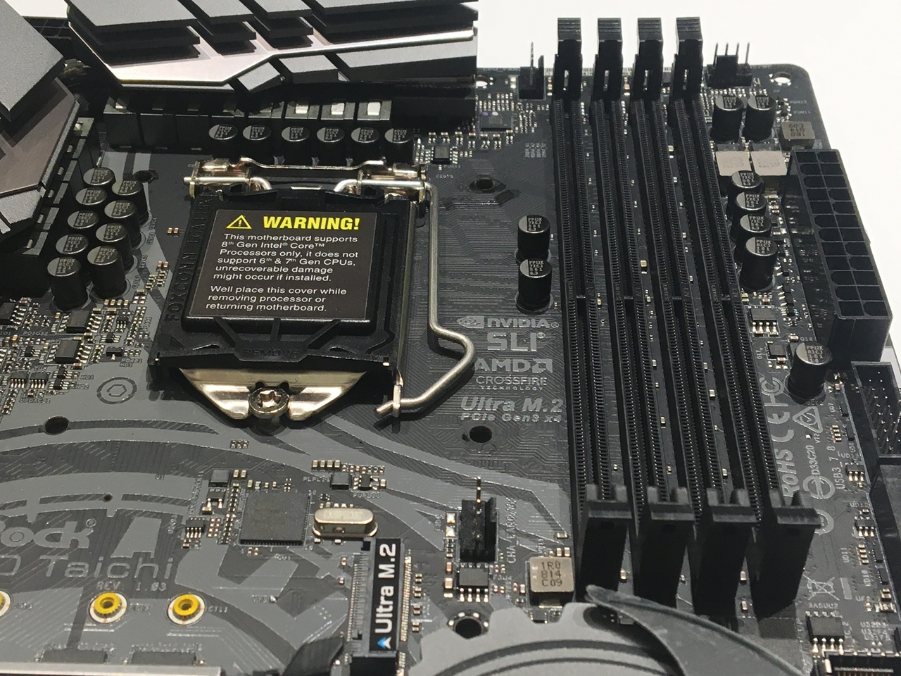 ASRock Z390 Taichi Motherboard Review - Page 9 of 9 - FunkyKit