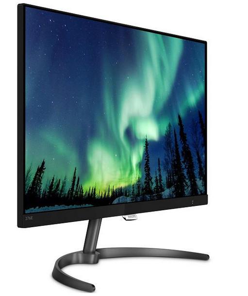 Philips Announces the 276E8VJSB Monitor: 27