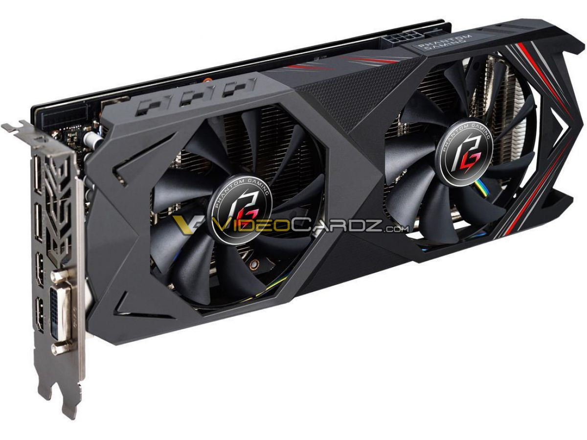 ASRock Radeon RX 590 Phantom Gaming 3