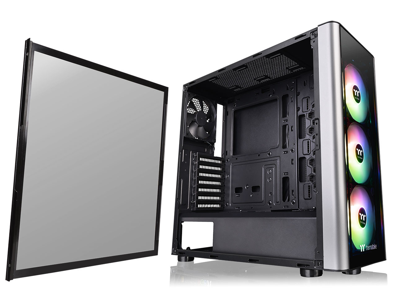 Level 20 MT ARGB Mid-Tower Chassis 3
