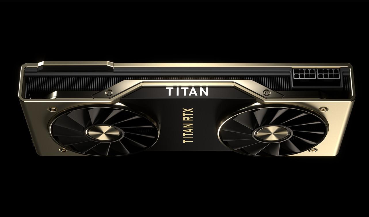 NVIDIA TITAN RTX 6