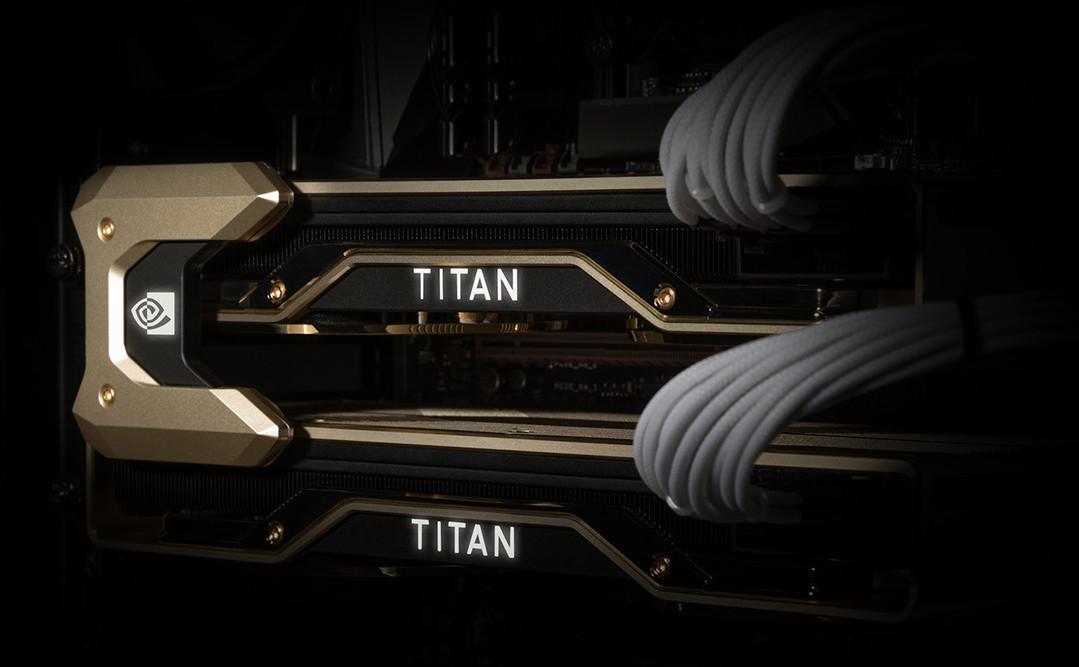 NVIDIA TITAN RTX 8