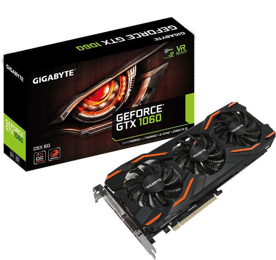 gigabyte gtx 1060 6g gddr5x 2