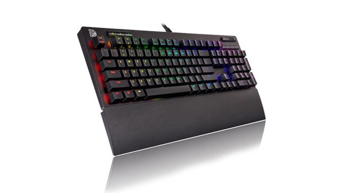 4db6d4f4607 Thermaltake Neptune Elite RGB Mechanical Gaming Keyboard Review - FunkyKit