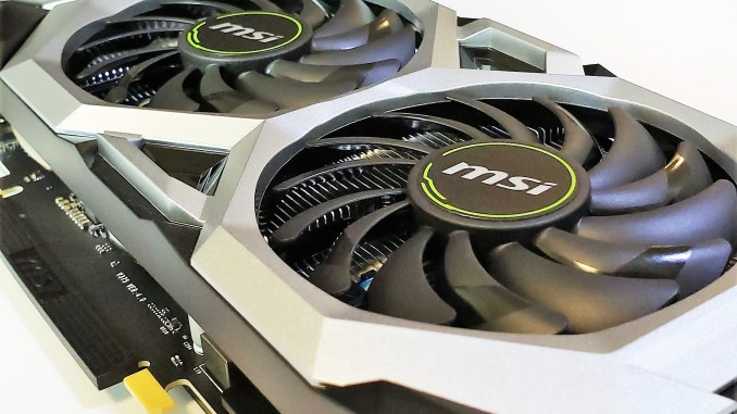 MSI GeForce RTX 2060 VENTUS 6G OC Graphics Card Review - FunkyKit