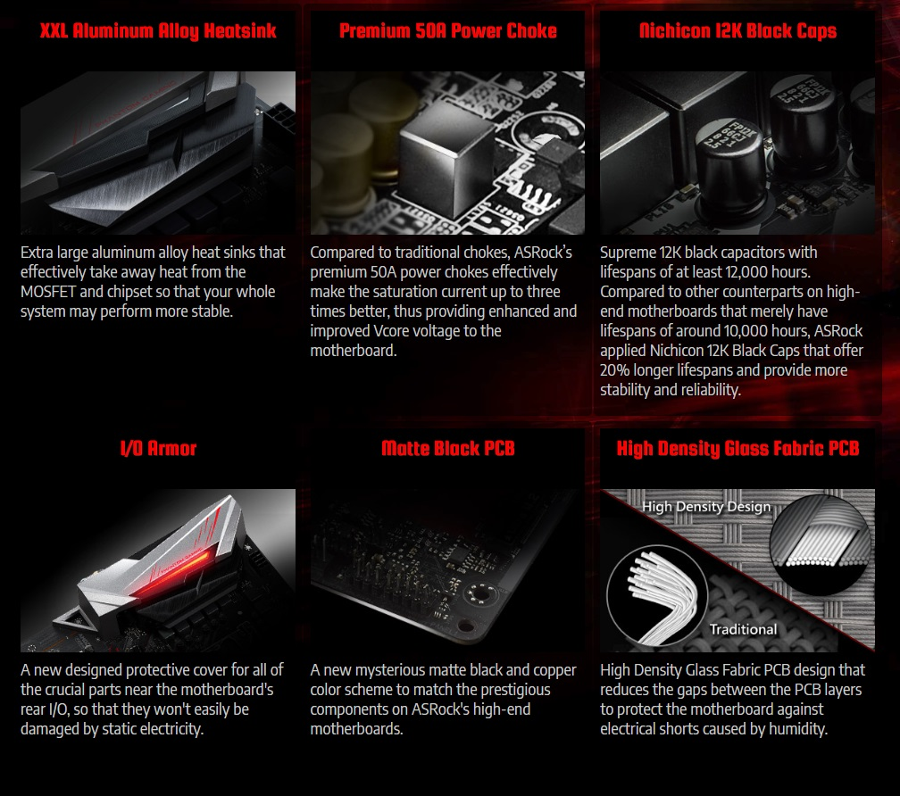 ASRock B365 Phantom Gaming 4 Motherboard Review - Page 3 of 8 - FunkyKit