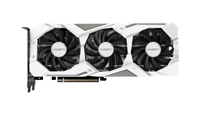 GIGABYTE Readies Out GeForce RTX 2060 Gaming OC Pro White
