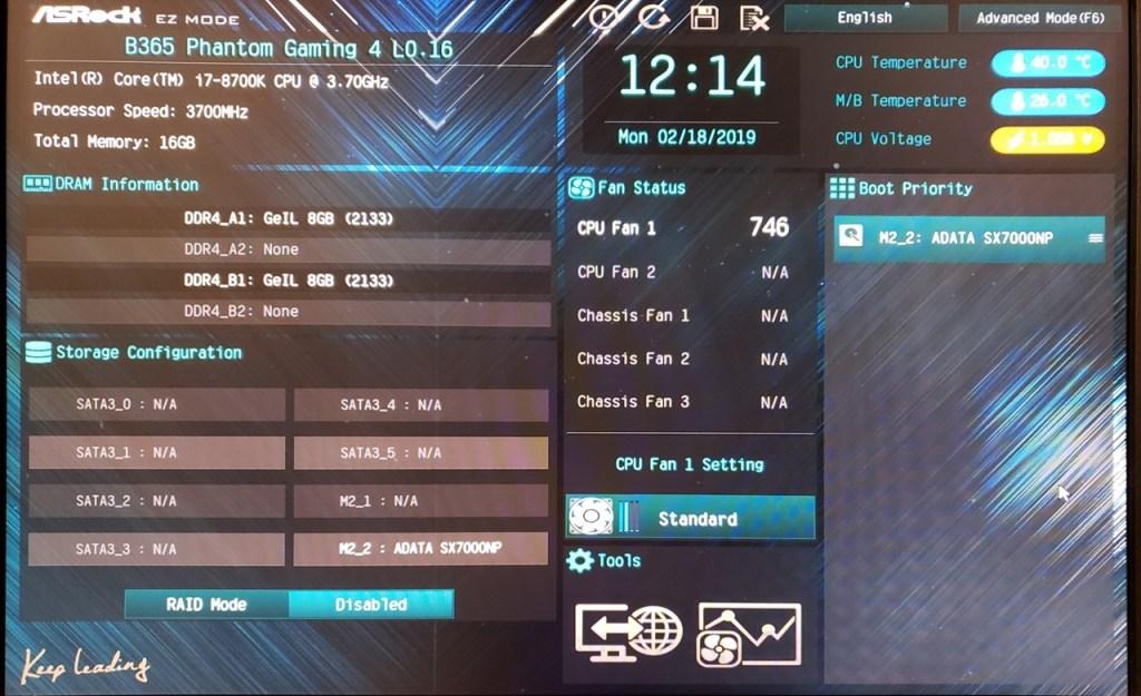 ASRock B365 Phantom Gaming 4 Motherboard Review - Page 4 of
