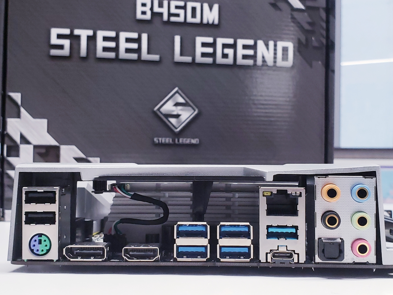 ASRock B450M Steel Legend (AM4) Motherboard Review - Page 8 of 8