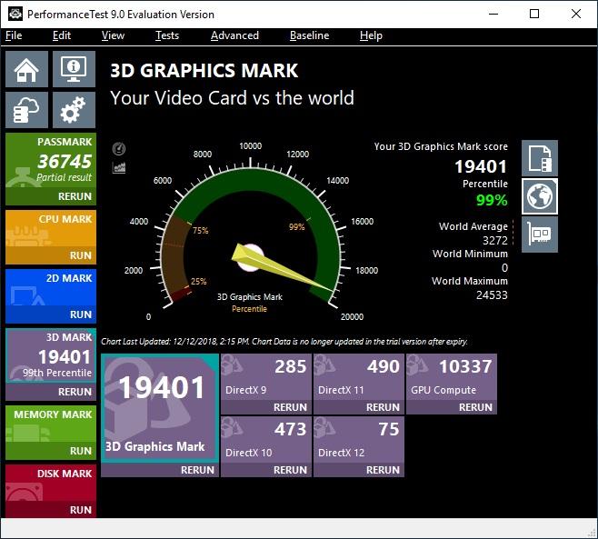 ZOTAC GAMING GeForce RTX 2080 Ti AMP Extreme (11GB GDDR6