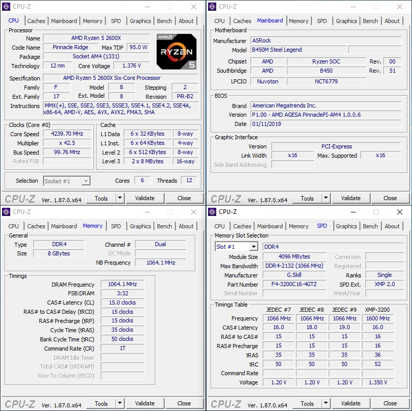 ASRock B450M Steel Legend (AM4) Motherboard Review - Page 5