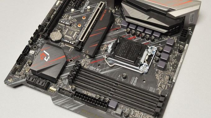 ASRock B365M Phantom Gaming 4 Motherboard Review - FunkyKit