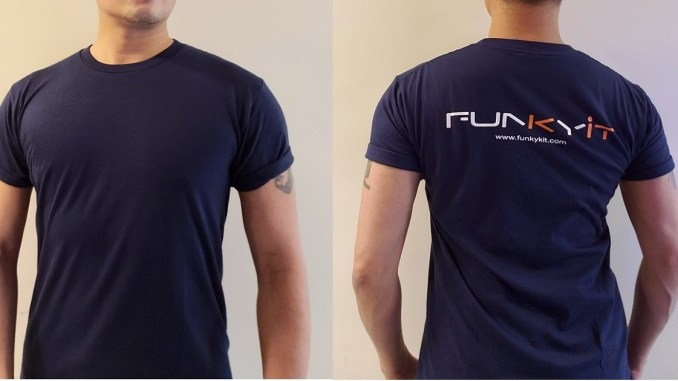 Win an Exclusive Funky Kit T-Shirt - Only Available Here