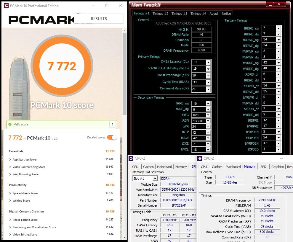 HyperX Predator 16GB DDR4-4000 Memory Kit Review - Page 4 of