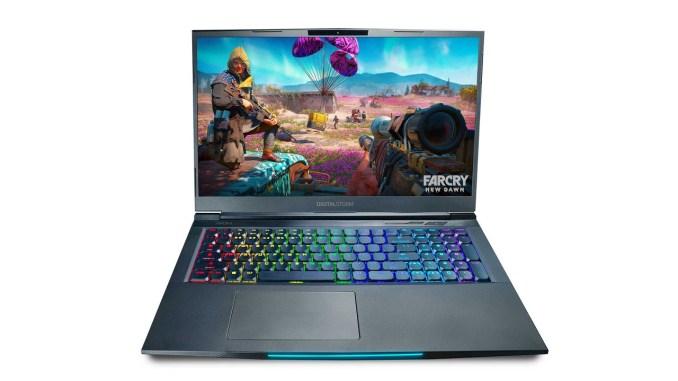 Digital Storm Announces Next Gen Avon Laptop With 9th Gen Intel Core