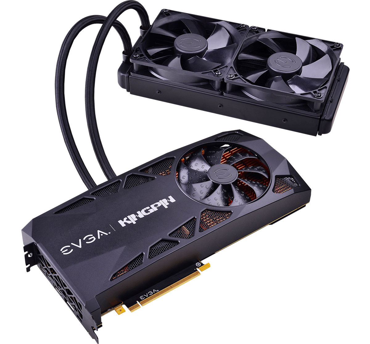 EVGA GeForce RTX 2080 Ti KINGPIN Available Now for USD