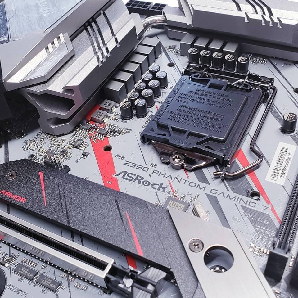 ASRock Z390 Phantom Gaming 7 Motherboard Review - Page 2 of 9 - FunkyKit