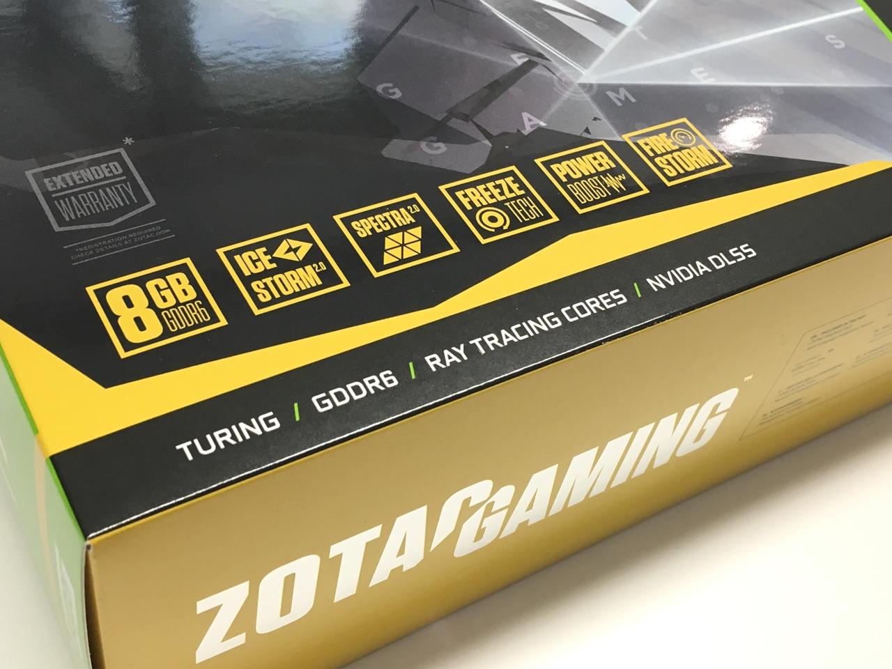 ZOTAC Gaming GeForce RTX 2080 SUPER AMP Extreme Graphics