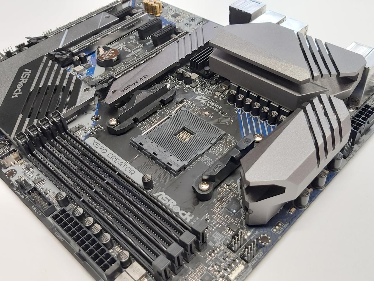 ASRock X570 Creator Motherboard Review - FunkyKit