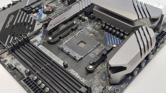 Exclusive: ASRock X570 Creator Motherboard Preview