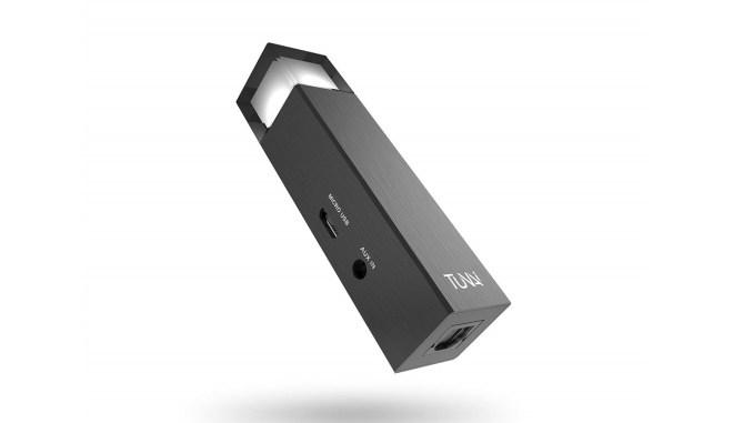 TUNAI CREATIVE Wand aptX Low Latency Long Range Bluetooth Transmitter