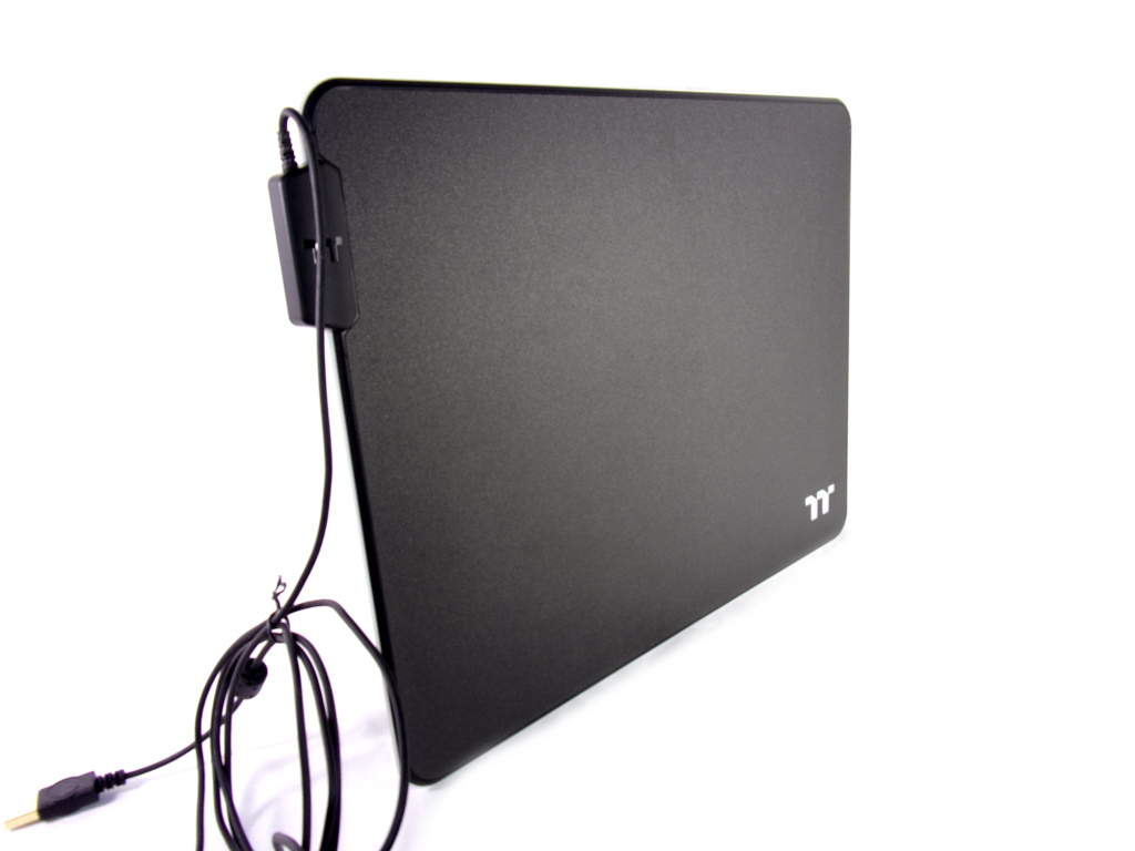 Level 20 RGB Gaming Mouse Pad