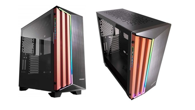 Cougar DarkBlader-S RGB Full Tower Chassis Review