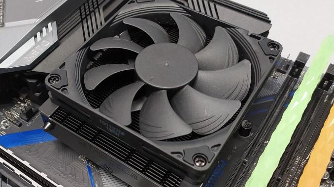 Noctua NH L9a-AM4 Compact CPU Cooler Review