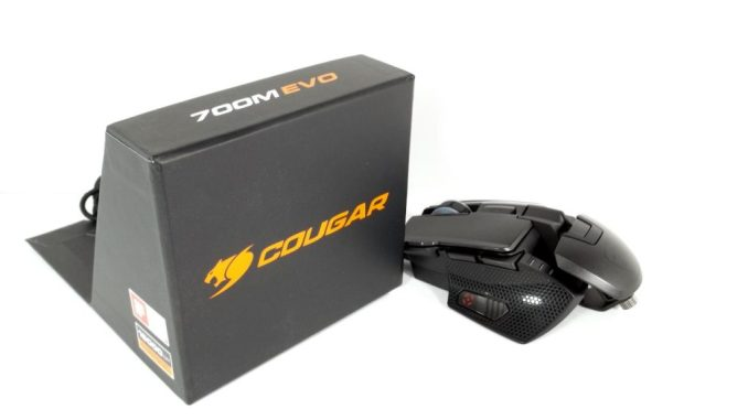 Cougar 700M Evo Gaming Mouse Review