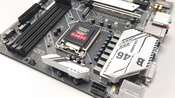 Colorful CVN B460M Gaming Pro V20 Motherboard Review