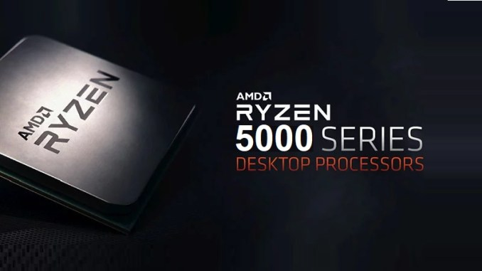 Ryzen 5000 Amd S Next Gen Processor Launching 8th October Funkykit
