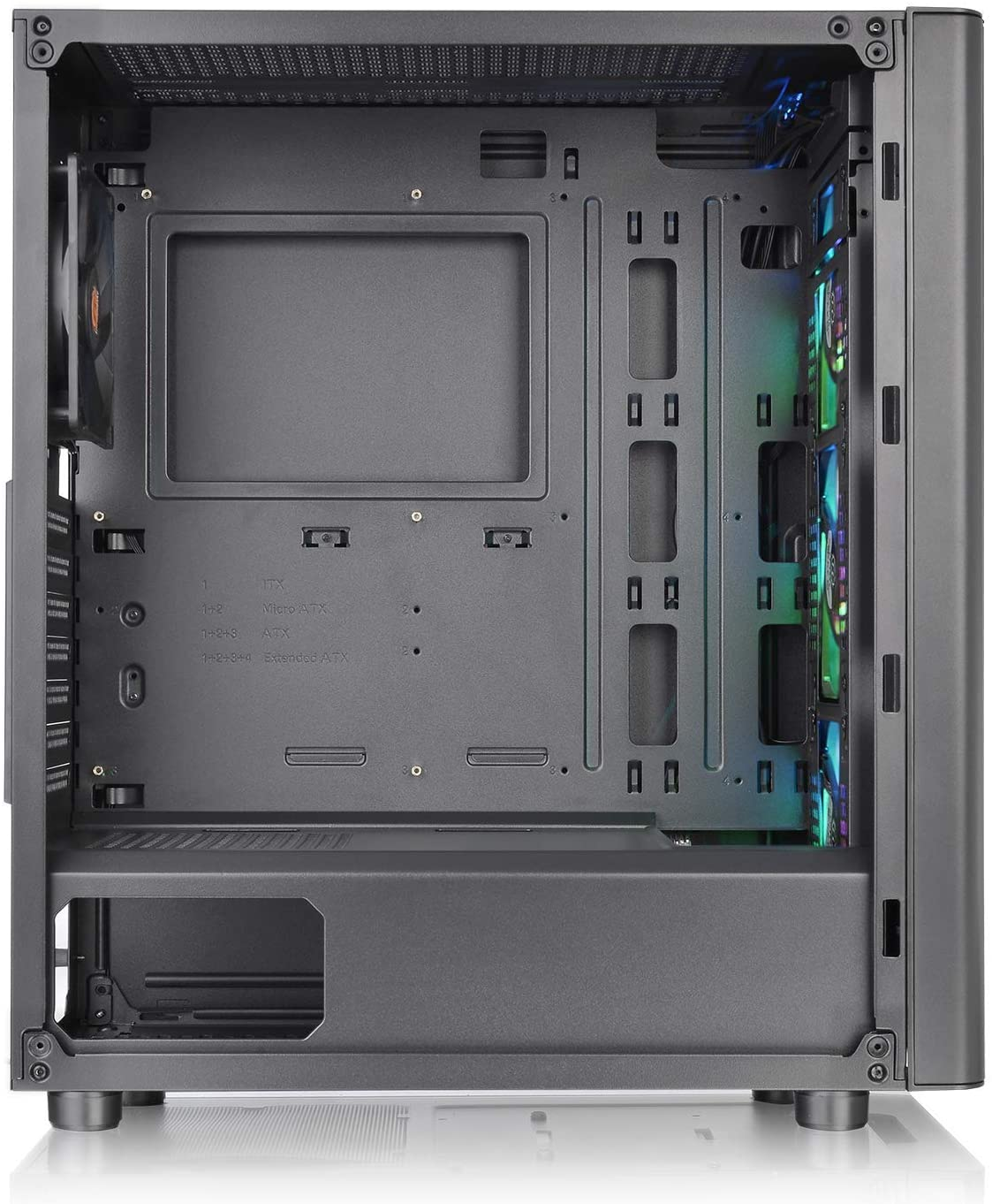 Thermaltake V250 Motherboard Sync ARGB ATX Mid-Tower Chassis 6