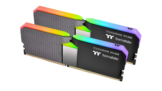 Thermaltake Toughram XG RGB 16GB (2x8GB) DDR4-4000 CL19 Memory Review