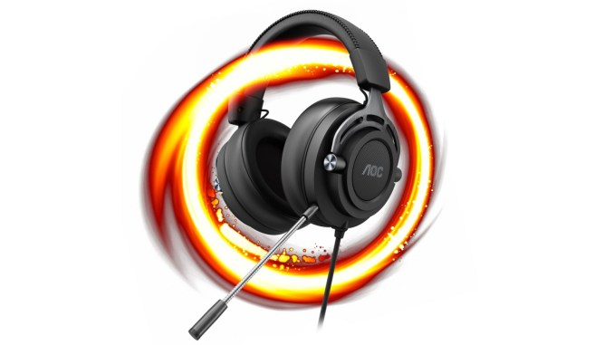 AOC GH200 Gaming Headset Review