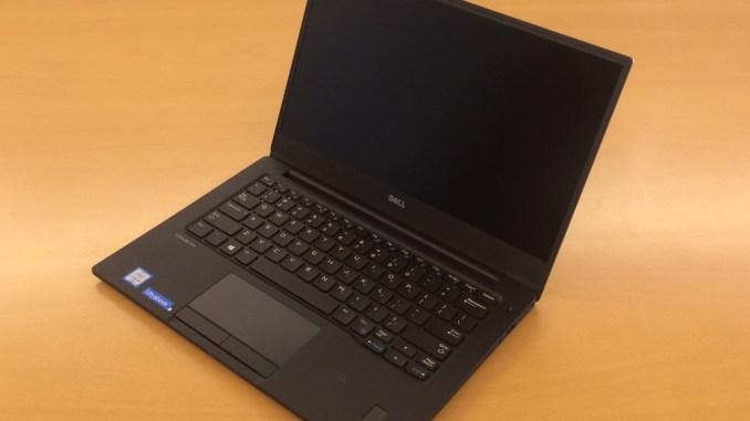 Dell Latitude E7370 Ultrabook Review - FunkyKit