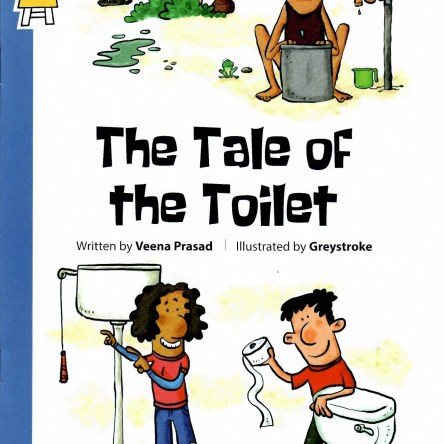 THE TALE OF THE TOILET