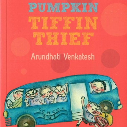 PETU PUMPKIN TIFFIN THIEF