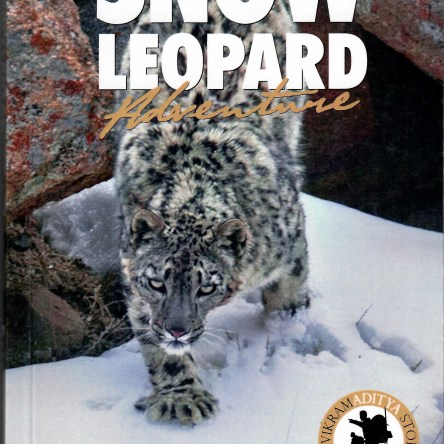 A VIKRAM-ADITYA STORY: THE SNOW LEOPARD ADVENTURE