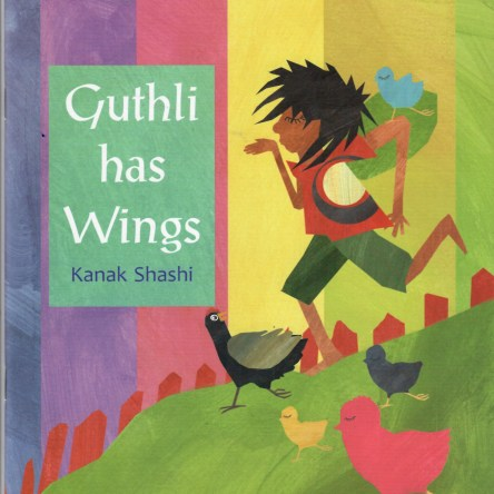 GUTHLI HAS WINGS