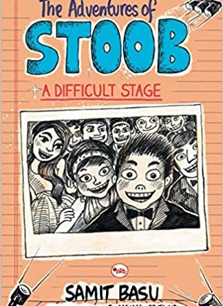THE ADVENTURES OF STOOB: A DIFFICULT STAGE