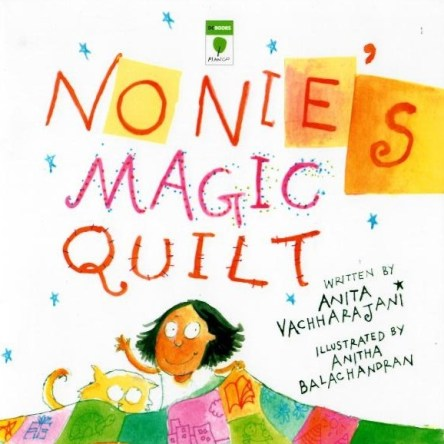 NONIE'S MAGIC QUILT