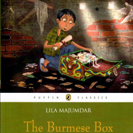 PUFFIN CLASSICS – THE BURMESE BOX