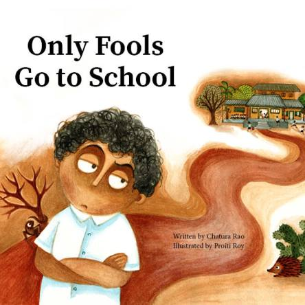ONLY FOOLS GO TO SCHOOL