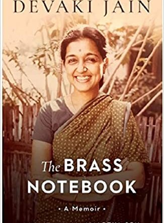 THE BRASS NOTEBOOK – A MEMOIR