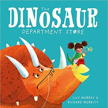 THE DINOSAUR DEPARTMENT STORE