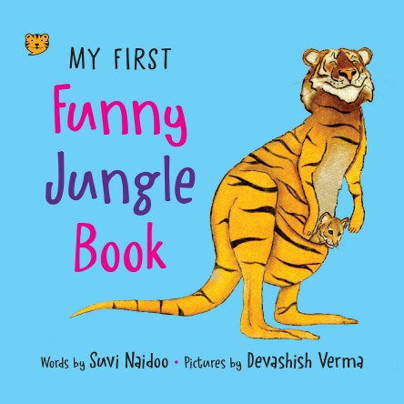 MY FIRST FUNNY JUNGLE BOOK