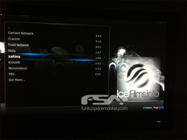 how to add icefilms to xbmc